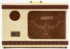 "Vintage 1957 ""Gretsch Electromatic Twin"" 6169 electric guitar amplifier"
