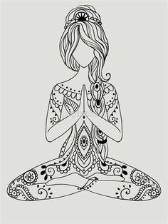 Mandala Art, Mandala Chakras, Mandalas Painting, Mandala Drawing, Mandala Design, Yoga Chakras, Yoga Art, Mindfulness Meditation, Mindfulness Practice