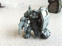 Conversion Fanboy-Customizing for 40K: Skarboyz Quick Hit