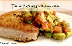 Timorese Grilled Tuna Steaks with Garlic and Butter | Recipe | Grilled ...