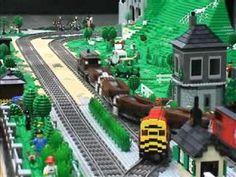 Great Western LEGO Train Show IV -