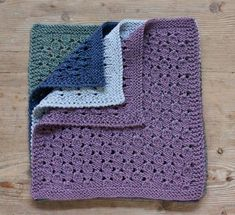 Bambuskarklude i dråbemønster - susanne-gustafsson.dk Crochet Toys, Knit Crochet, Step By Step Crochet, Couture, Hygge, Blanket, Knitting, Diy, Inspiration