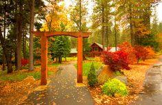 Fall at the Inn - Arnold Black Bear Inn www.arnoldblackbearinn.com