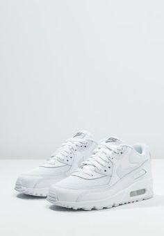 newest collection 5e038 b8e43 AIR MAX 90 - Sneakers - white cool grey - Zalando.se