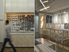 G-lux Showroom in Melbourne by Davidov Partners | Yellowtrace.