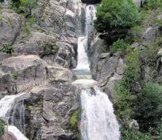Cascata localizada na freguesia da Gavieira concelho de Arco de Valdevez Viana do Castelo