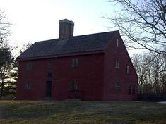 Salem Witch Trials Facts - Places