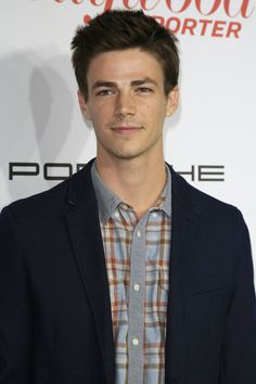 Grant Gustin - September 19, 2013 - The Hollywood Reporter celebration of the Emmy nominees held at Soho House, West Hollywood, CA.
