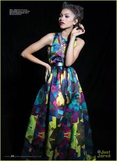 Zendaya: Jones Mag's Summer Cover Girl! | zendaya jones mag summer cover 03 - Photo Gallery | Just Jared Jr.