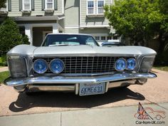 Image result for 1963 riviera options