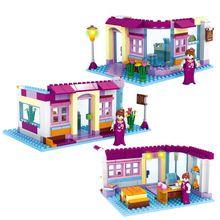 hot 2015 nouveaux jeux de fille amis emmas palais heartlake ville building blocks jouets compatible avec