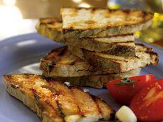 Catalan Tomato Bread