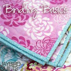 jaybirdquilts - bias binding tutorial