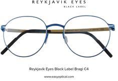 Reykjavik Eyes Black Label Bragi C4