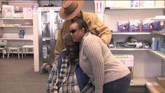 Good Samaritan Fights off Bus Driver Attacker with Cane.Check this out! Spring Into Action, Weird News, Bus Driver, Citizen, Kicks, Couple Photos, Check