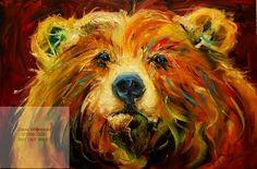 out of hibernation bear