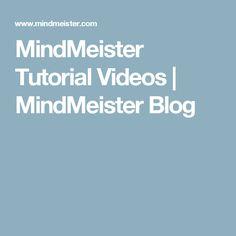 MindMeister Tutorial Videos | MindMeister Blog
