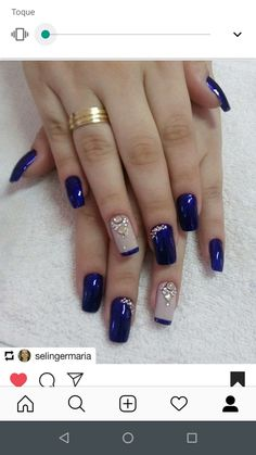 Easy Nails, Simple Nails, Diva Nails, Gel Nails, Cheetah Nail Art, Nail Designs Pictures, French Nails, Manicure And Pedicure, Margarita