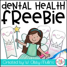 Celebrate dental health month with your kindergarten first grade and
