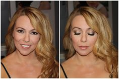 soft wedding makeup, Bridal makeup, Wedding makeup, Kim kardashion makeup, lashes, www.thaliobeckham.com