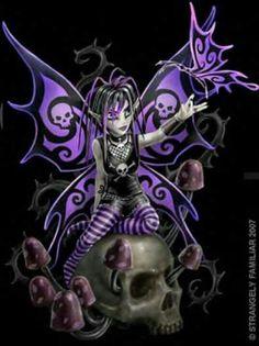 Gothic pixie