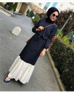 Harga : 84rb... Tan Dresses, Dresses For Teens, Dress Outfits, Nice Dresses, Abaya Fashion, Muslim Fashion, Modest Fashion, Fashion Outfits, Muslimah Wedding Dress