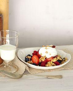 Gesunde Küche: Frühstück: Granola - BRIGITTE