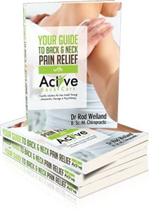 Free Back & Neck Pain Relief Guide from Active Back Care - Providing Chiropractic, Physiotherapy, Massage in Castle Hill