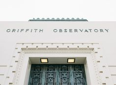 /// Cereal Magazine  Griffith Observatory: Overlooking Los Angeles