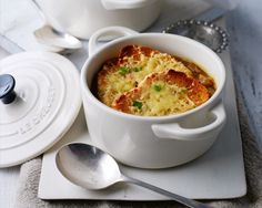 Receitas: Sopa de Cebola - Le Creuset
