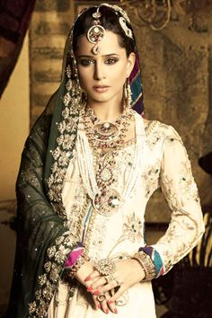 Mahrjan Bridal trousseau by Fahad Hussayn (fashioncentral.pk) For more great ideas and information about our waterfront venue visit our website www.tidewaterwedding.com or give us a call 443 786 7220