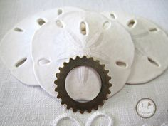 SAVE 10% use coupon code PIN10 Antique oxidized brass round #gear ring, great for many different jewelry designs.  Quantity: 2  Size: 25mm    ITEM#: FDG1-V3-15   http://lilczechtreasures.etsy.com   Thanks...