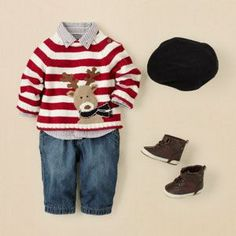 53 Best Christmas Outfits For Boys Images Christmas Photos