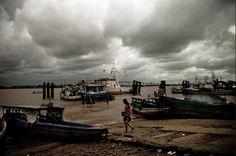 De Waterkant (waterfront) - Paramaribo