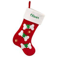 Christmas Stockings For Dogs.Pinterest