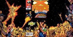 X-Force and the Burning Man festival - Adam Pollina