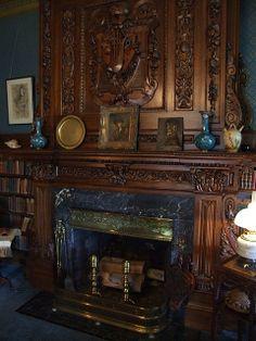 mark twain house | Mark Twain House - Sitting Room | Flickr - Photo Sharing!