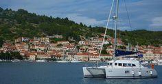 The home of Sailing in Croatia: Korcula, Vela Luka Anchorage