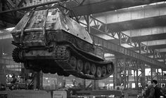 "TANKS OF GERMANY. Panzerjäger Tiger(P) ""Ferdinand"" für 8,8 cm Pa.K. 43/2 oder Stu.K. 43/1 (Sd.Kfz. 184)"