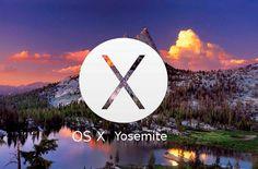 #Apple annonce OS X #Yosemite