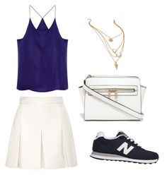 """""""Untitled #28"""" by ppoliveira-po on Polyvore featuring Proenza Schouler and New Balance"""