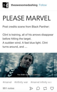NO. I LOVE PIETRO Y'ALL KNOW THAT BUT STOP TRYING TO PUT WHITE PEOPLE IN BLACK PANTHER. LEAVE THIS SCENE FOR THOR OR SOMETHING.