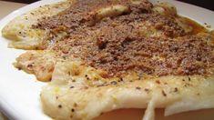 """""""Anya, ez isteni!..."""", avagy Gabojsza konyhája: Halfilé citromos mustármártással Lasagna, Mashed Potatoes, Ethnic Recipes, Food, Whipped Potatoes, Smash Potatoes, Essen, Meals, Yemek"""