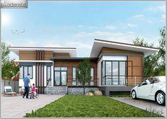 Modern house thailand design