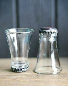 Original shot glasses