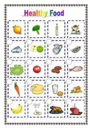 Go, Glow and Grow Foods - Sorting Activity, Worksheet and Posters ...