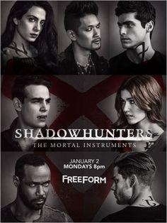 Shadowhunters Saison 2