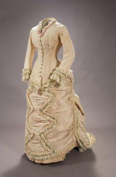 Dress, 1876-1800.