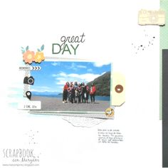 [Layout] Great Day- Reto Mini Scrappers