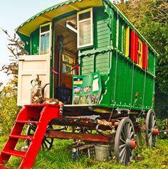 Gypsy Vardo | http://tinyhouseswoon.com/gypsy-life/